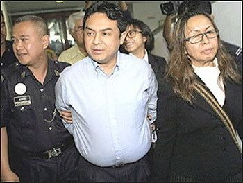 Abdul Razak Baginda PRESENT POINT POWER