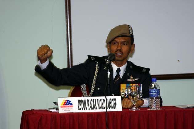 Abdul Razak Bin Haji Mohd Yusof