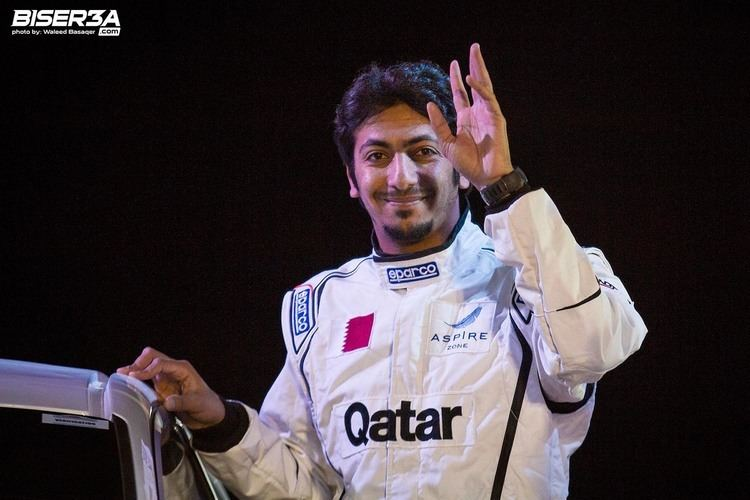 Abdulaziz Al-Kuwari Abdulaziz AlKuwari turns up the heat as AlAttiyah leads