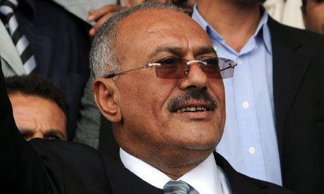 Abdulla Saleh Yemen leader Ali Abdullah Saleh says he will stand down