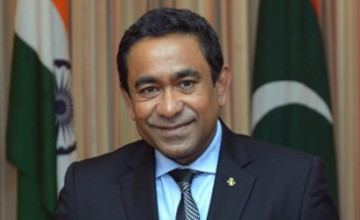 Abdulla Yameen People of Kazakhstan proved they trust their President Abdulla Yameen