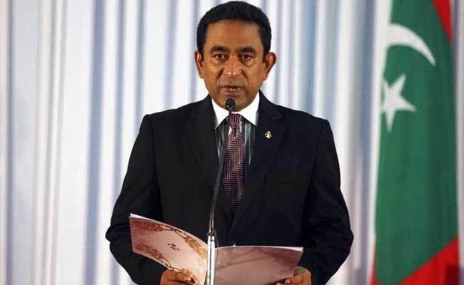 Abdulla Yameen maldivepresidentreuters650x40081443420900jpg