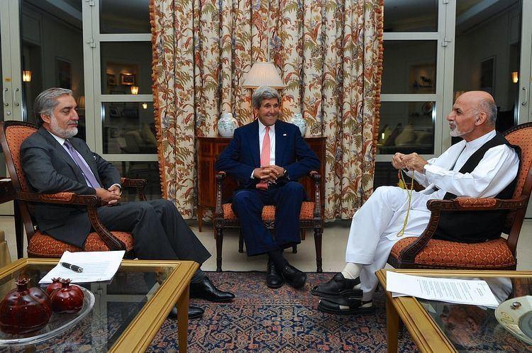 Abdullah Abdullah Kabuls Deepening Political Gridlock Foreign Policy Journal