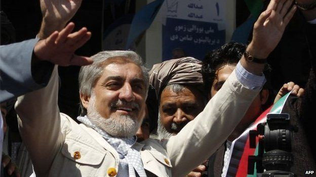 Abdullah Abdullah Profile Abdullah Abdullah BBC News