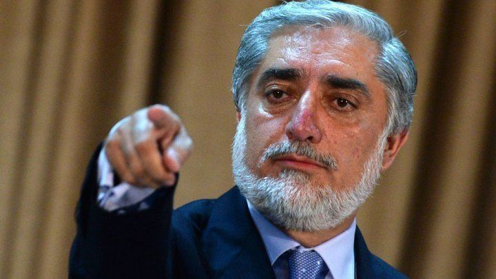 Abdullah Abdullah His Excellency need to be used for CEO Abdullah Abdullah