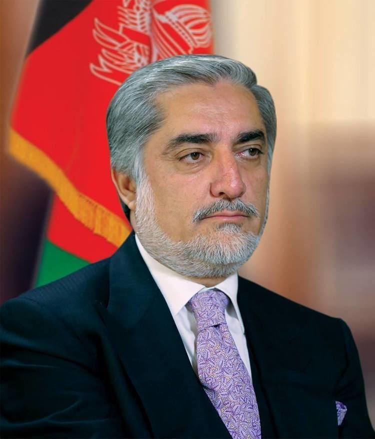 Abdullah Abdullah Biography Office of Chief Executive