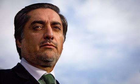 Abdullah Abdullah Afghanistan election challenger Abdullah Abdullah pulls