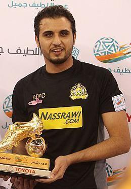 Abdullah Al-Enezi wwwfcalnassrcomnews1387517973jpg