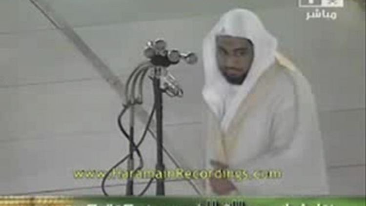 Abdullah Awad Al Juhany Shaykh 39Abdullah AlJuhany Recites Surahs Naba and Nazi39at