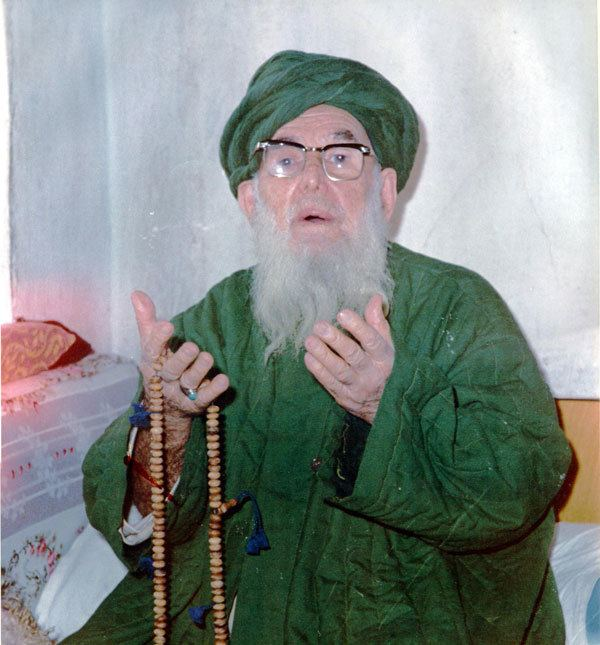 Abdullah Fa'izi ad-Daghestani Shaykh Abdullah adDaghestani39s KS Vision of Uwais alQarani RA