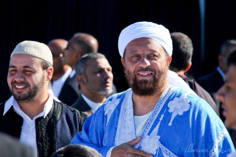 Abdullah Hakim Quick Toronto Dr Abdullah Hakim Quick with Qari Mustafa of Libya