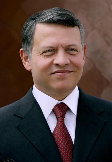 Abdullah II of Jordan Media Advisory Jordan39s King Abdullah II to discuss