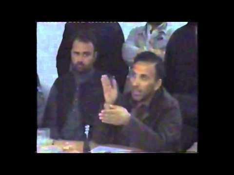 Abdullah Laghmani Atal Shaheed Dr Abdullah Laghmani part 2 of 4 YouTube