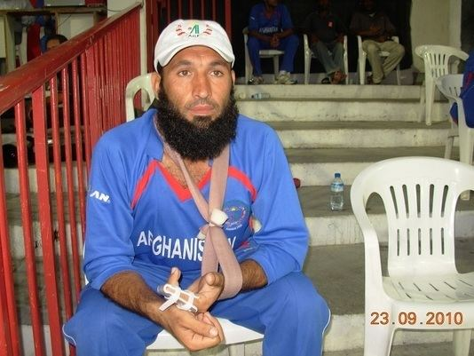 Abdullah Mazari (Cricketer)