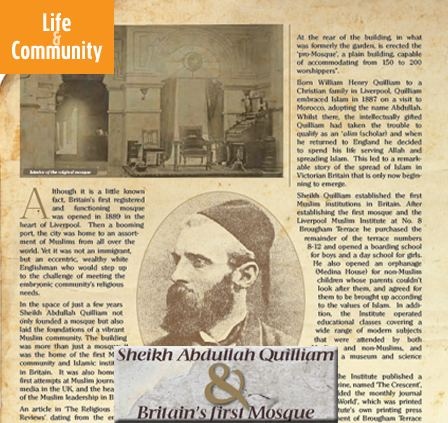 Abdullah Quilliam Islam Today Reflections on contemporary issues