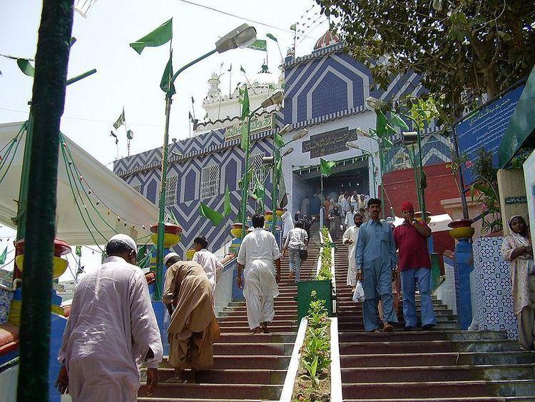 Abdullah Shah Ghazi ISLAM amp SPIRITUALISM Hazrat Abdullah Shah Ghazi RA