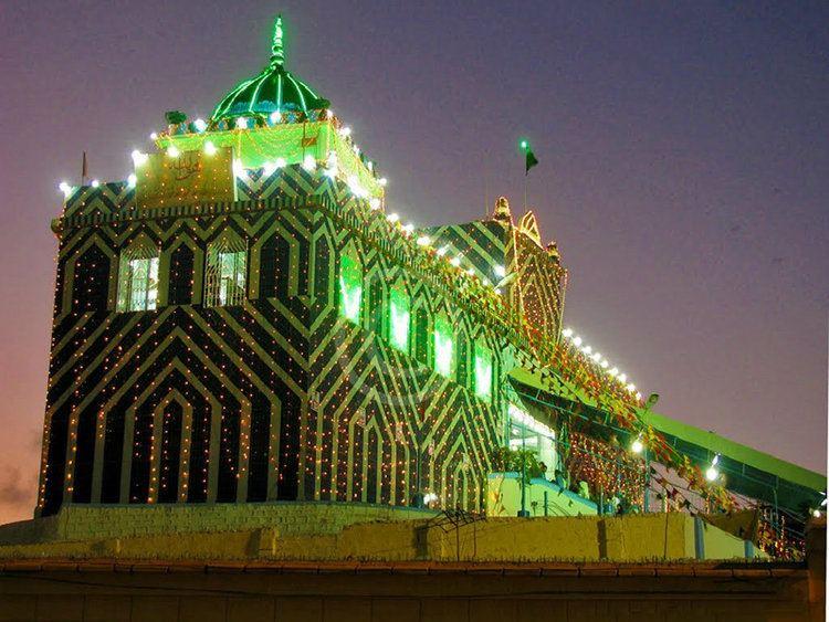 Abdullah Shah Ghazi Pictures of Hazrat Abdullah Shah Ghazi Shrine Karachi HD