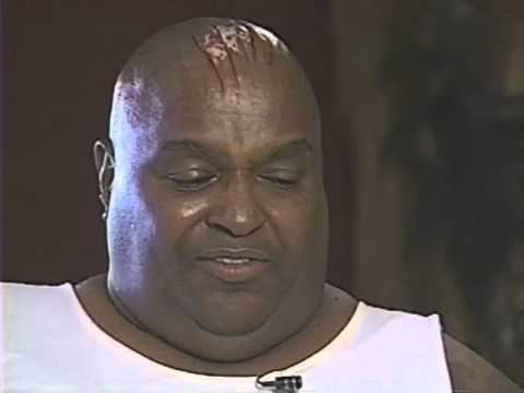 Abdullah the Butcher Icons of Wrestling Abdullah the Butcher YouTube