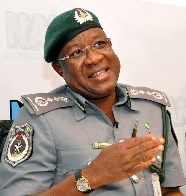 Abdullahi Dikko Interview with the Comptroller General of Customs