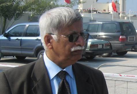 Abdulrahman al-Nuaimi Abdulrahman alNuaimi Bahraini opposition leader founder of the