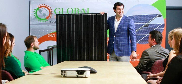 Abe Issa Inc 35 Under 35 2014 Global Efficient Energy and Its Mission to