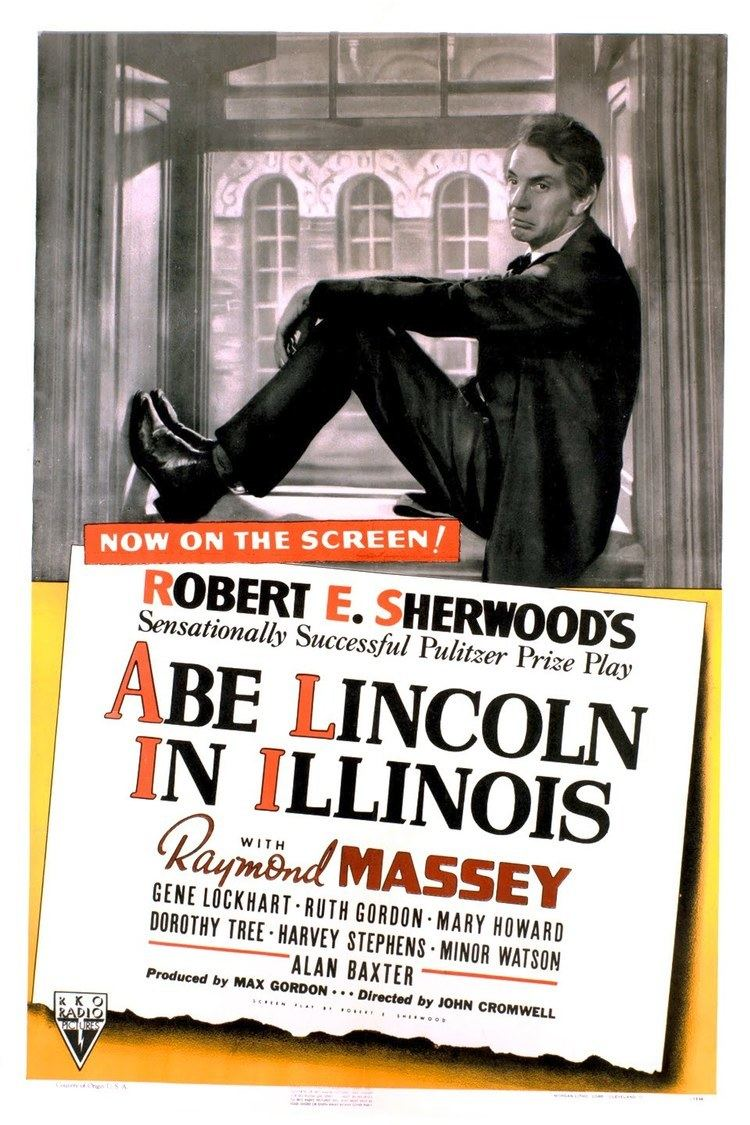 Abe Lincoln in Illinois (film) wwwgstaticcomtvthumbmovieposters3225p3225p