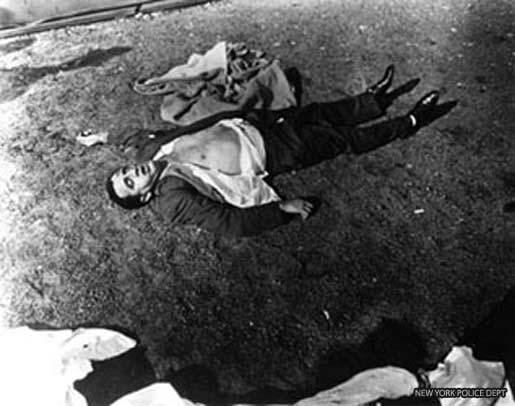 Abe Reles How Did Abe Reles Get Killed Death Photos National
