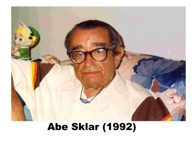 Abe Sklar Abe Sklar 1910 1996 Genealogy