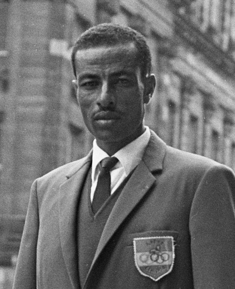 Abebe Bikila httpsuploadwikimediaorgwikipediacommons33