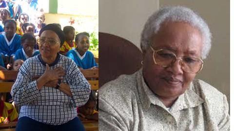 Abebech Gobena Abebech Gobena Fund raising lunch event Ethiopia
