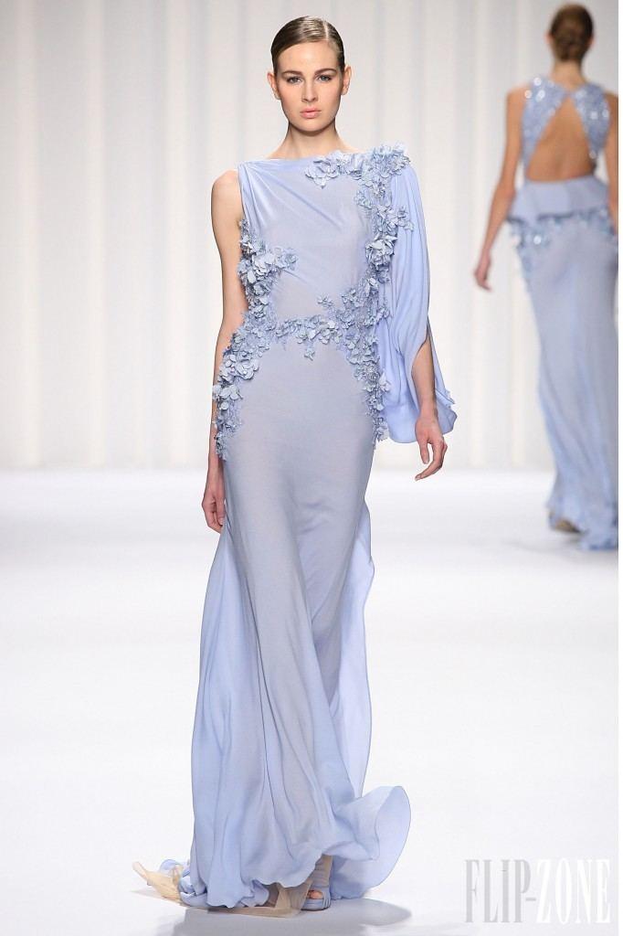 Abed Mahfouz Abed Mahfouz Couture Spring Summer 2013 Fashion Diva Design