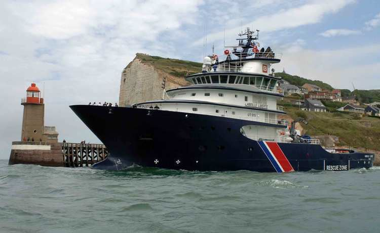 Abeille Liberté L39Abeille Libert Fcamp pour soutenir les sauveteurs en mer Mer