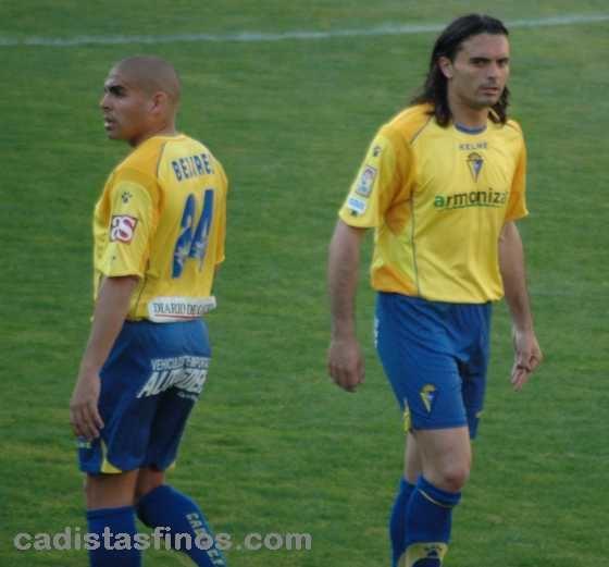 Abel Buades Diego Belmonte Abel Buades sin pisar Carranza desde 2007