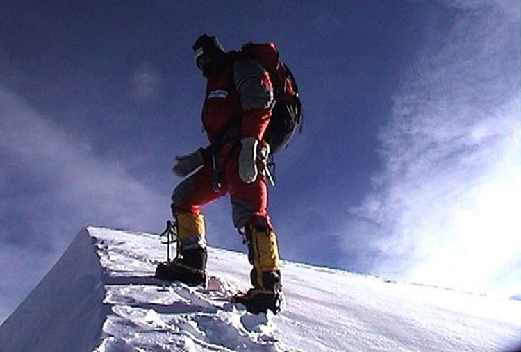 Abele Blanc Annapurna breaking news Abele Blanc in cima E sono
