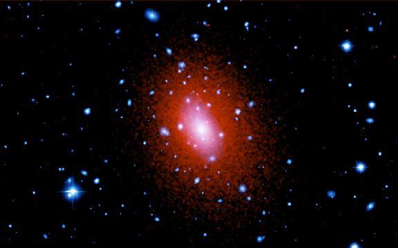 Abell 2029 astronomylinks Abell 2029