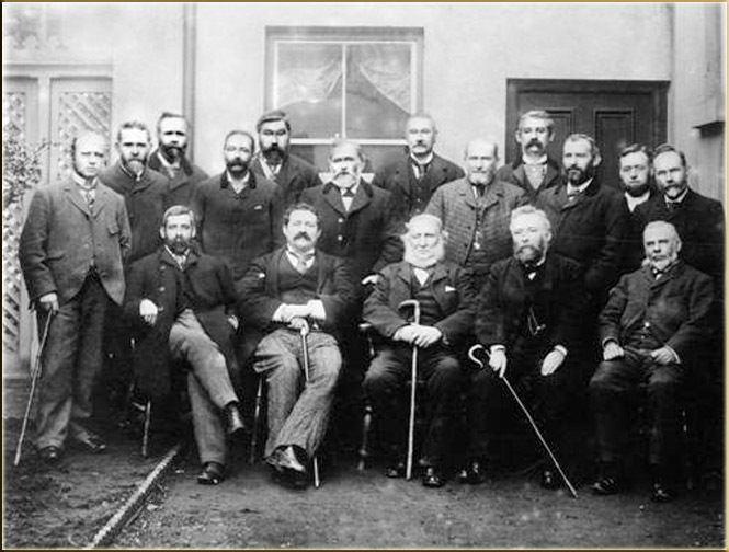 Aberdare Urban District Council election, 1894