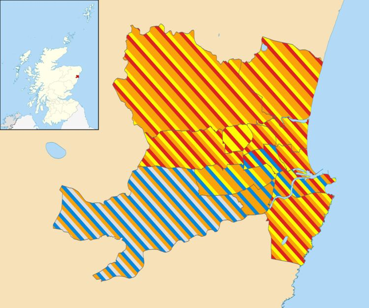 Aberdeen City Council election, 2007