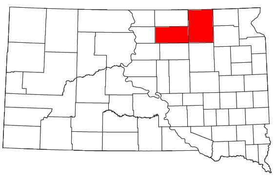 Aberdeen, South Dakota micropolitan area