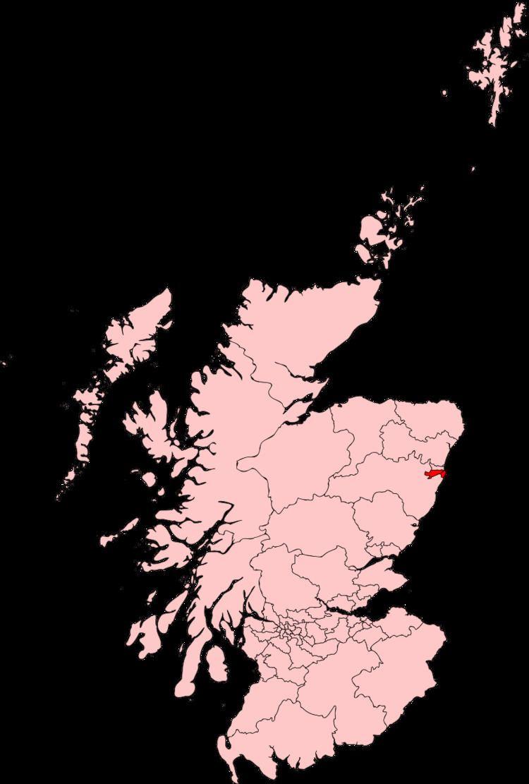 Aberdeen South (UK Parliament constituency)