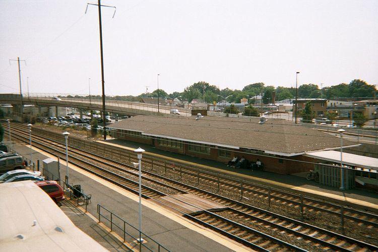 Aberdeen station (Maryland)