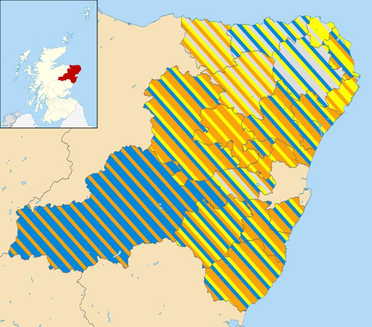 Aberdeenshire Council election, 2007