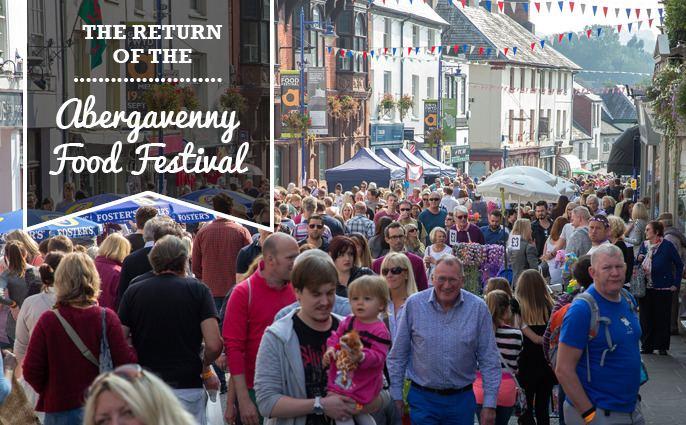 Abergavenny Food Festival Allstar lineup announced for Abergavenny Food Festival Food