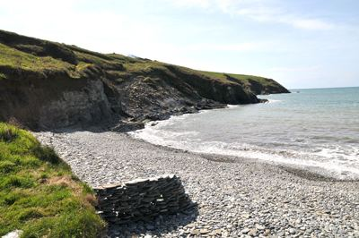 Abermawr Photographs and Article about Abermawr beach We show you some of