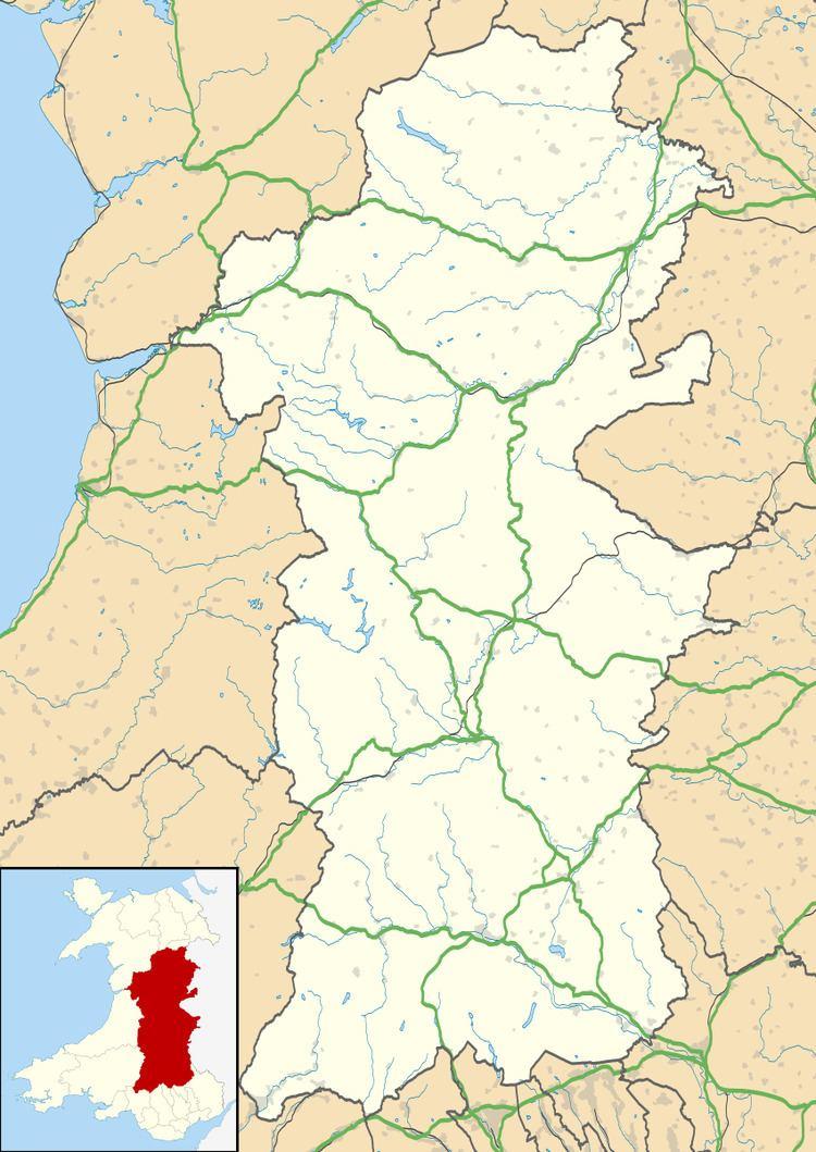 Abertridwr, Powys