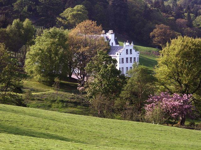 Aberuchill Castle Aberuchill Castle