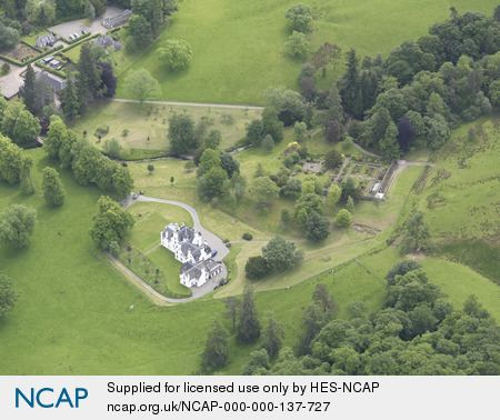 Aberuchill Castle Aberuchill Castle Comrie PERTHSHIRE SCOTLAND NCAP National