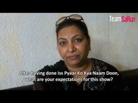 Abha Parmar TeamSarun in Conversation with Abha Parmar May 2013