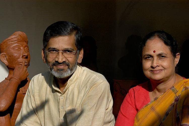 Abhay and Rani Bang