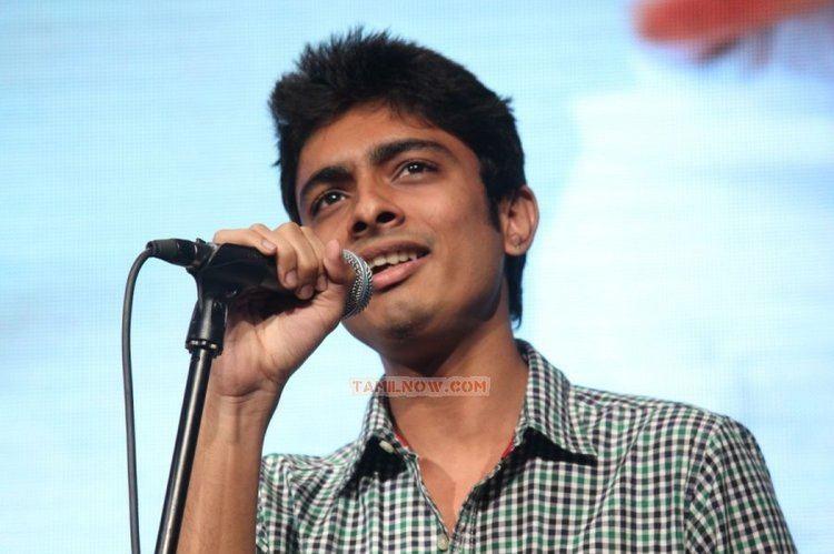 Abhay Jodhpurkar Singer Abhay Jodhpurkar At Kadal Press Meet 102 Tamil