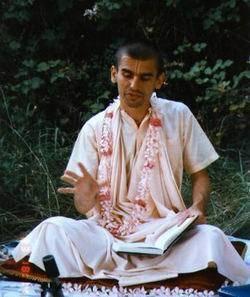Abhay Narayan Spiritual Masters Swami Bhakti Abhay Narayan